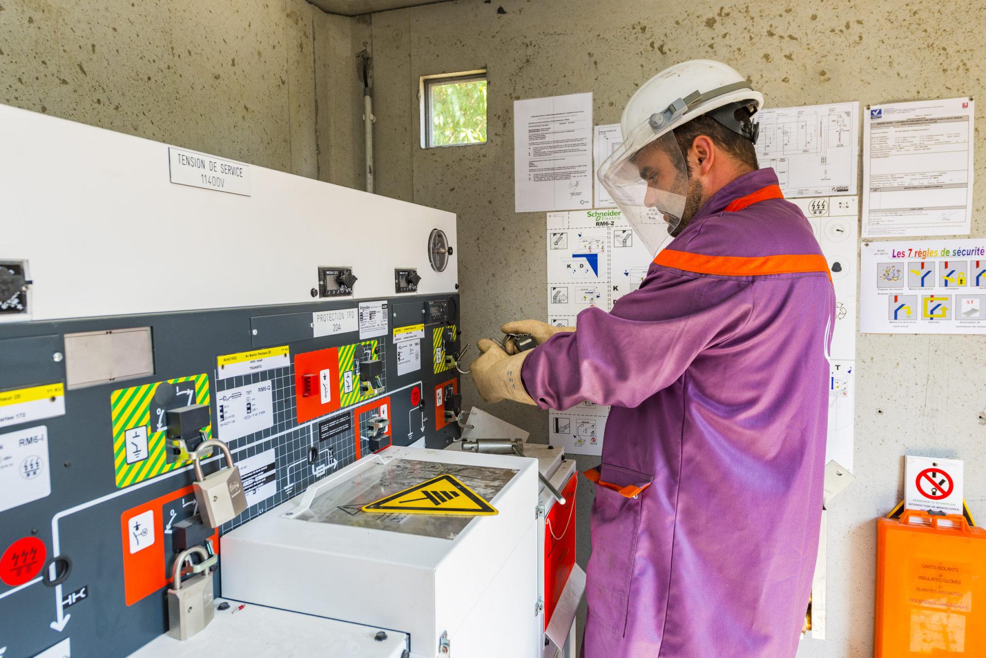 Sibelga Rapport Annuel 2018 Moderniser les infrastructures et les procédures