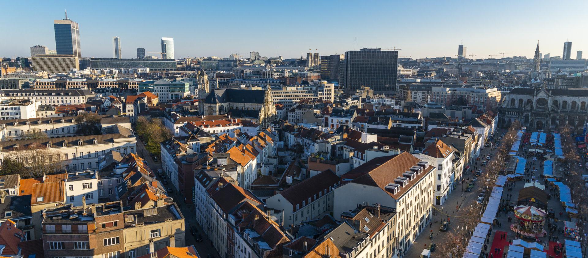 Sibelga Rapport Annuel 2018 Partner voor grote heraanlegprojecten