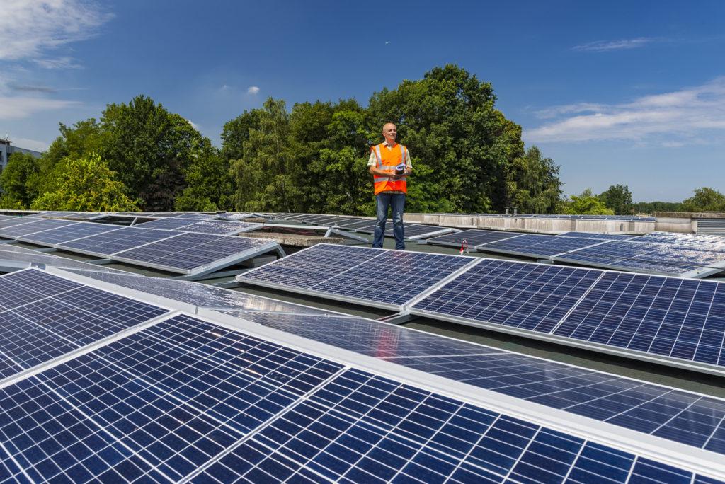 Sibelga Rapport Annuel 2018 De energietransitie bewerkstelligen
