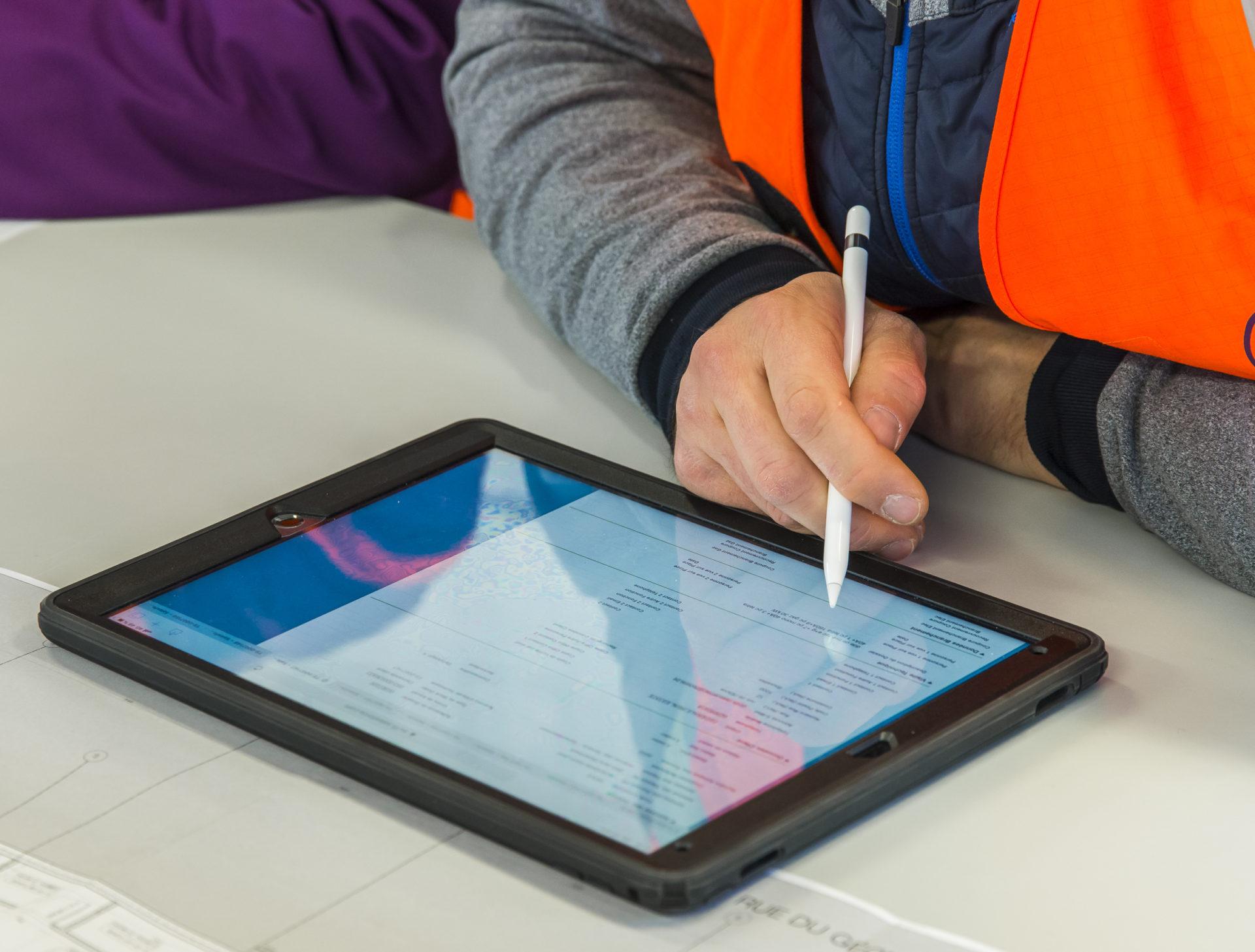 Sibelga Rapport Annuel 2018 La digitalisation du travail